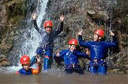 Canyoning Halbtagestour - Ried im Oberinntal