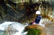 Canyoning Halbtagestour - Stall