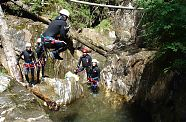 Canyoning - Stall