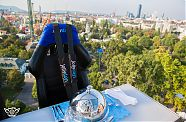 Dinner in the Sky® - Köln