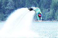 Flyboarden - Wertheim