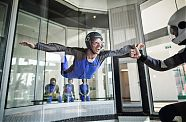 Indoor Skydiving - Wien