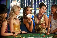 Ladies' Night im Casino - Baden