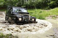 Landrover Offroad Experience
