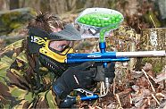 Paintball - Flattach