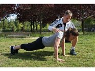 Personaltraining Outdoor in Berlin