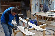 Skibau Workshop