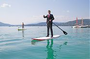Stand Up Paddling - St. Georgen am Längsee