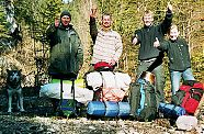 Survival Training - Clausthal-Zellerfeld