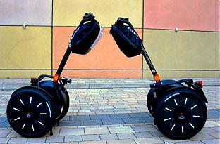 Segway Parcours