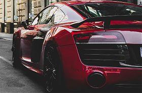 Audi R8 fahren