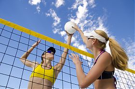 Beachvolleyball Camp