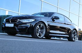 BMW M fahren