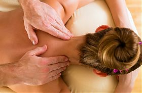 Business Break R�ckenmassage