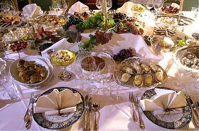 Dinner Historique
