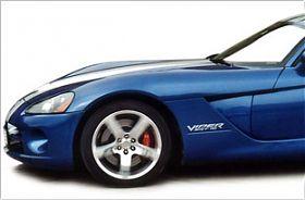 Dodge Viper fahren