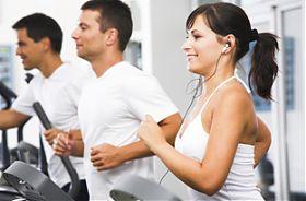 Ein Tag im Health & Fitness Center
