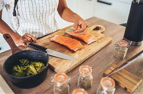 Fisch & Meeresfrüchte Kochkurs