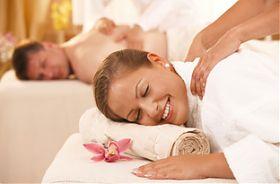Floating und Massage f�r Zwei