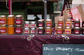 Genusstour über den Wiener Karmelitermarkt