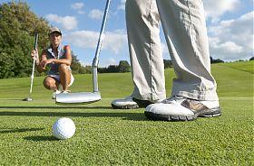 Golf Kurzurlaub für Zwei