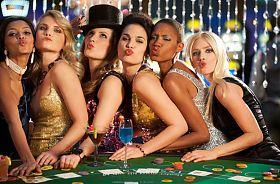 Ladies' Night im Casino
