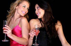 Luxus Mädels-Wochenende