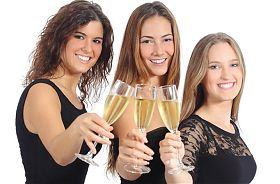 Mädels-Abend Deluxe