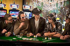 Men's Poker Night im Casino