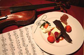 Mozart Dinner & Konzert für Zwei
