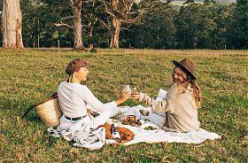 Picknick für Zwei