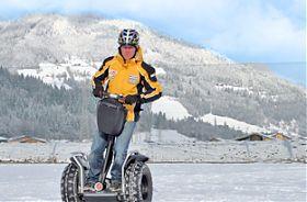 Segway Schneezauber Tour