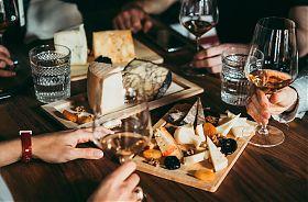 Wein & Käse Seminar