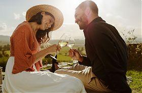 Weinregion Burgenland für Zwei