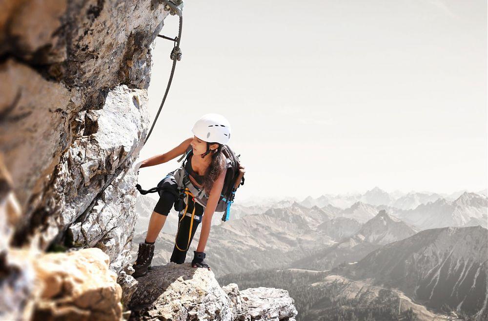 Klettersteig Wien : Klettersteig gehen mal bei jollydays finde deins
