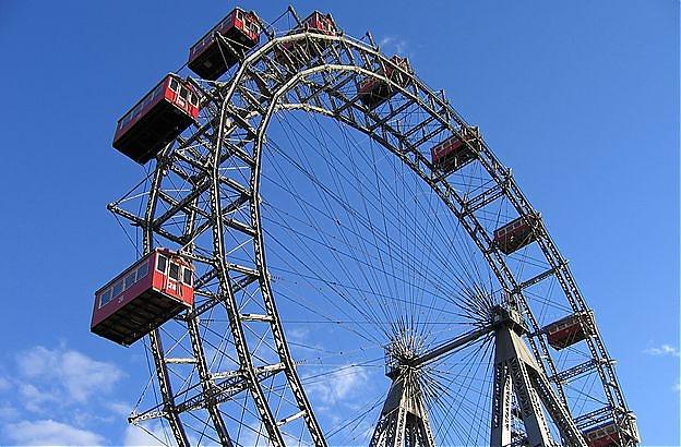 Wiener Riesenrad Romantik Melange Für Zwei 1 Mal Bei Jollydays
