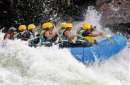 Outdoor-Kombi Rafting & Canyoning