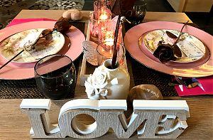 romantisches essen zum selber machen ostseesuche com. Black Bedroom Furniture Sets. Home Design Ideas