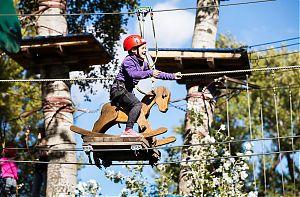 Kletterausrüstung Wien : Klettern im kletterpark jollydays