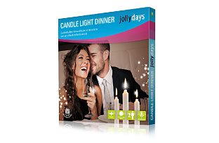 Candle Light Dinner-Box