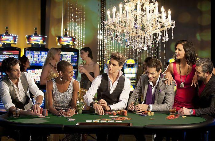 Dinner Und Casino Velden