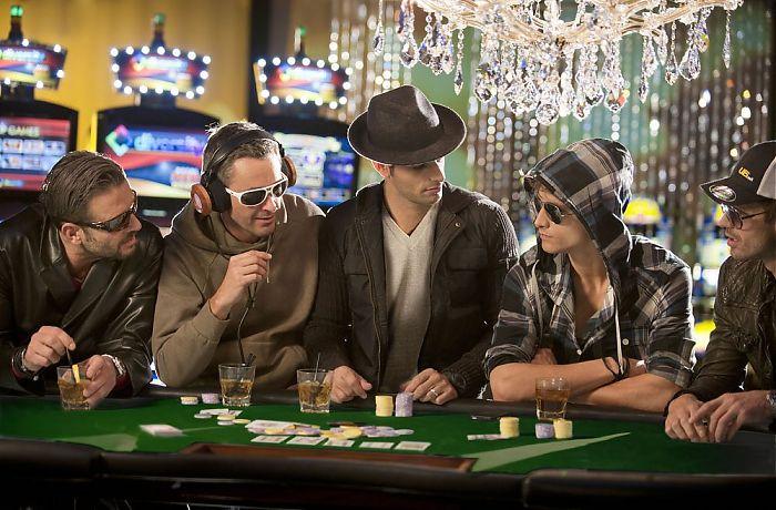 Dinner Und Casino