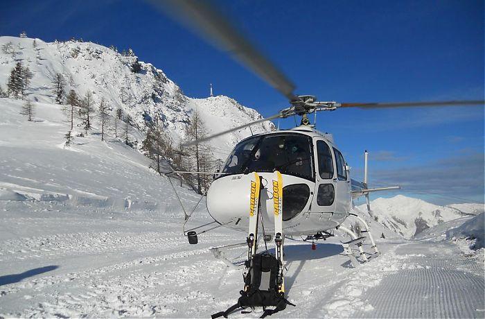 Helikopter Pilotenschein