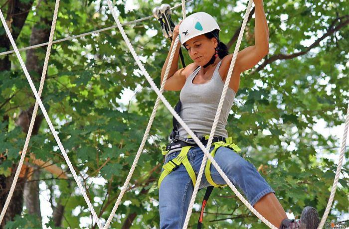 Kletterausrüstung Graz : Klettern im kletterpark jollydays