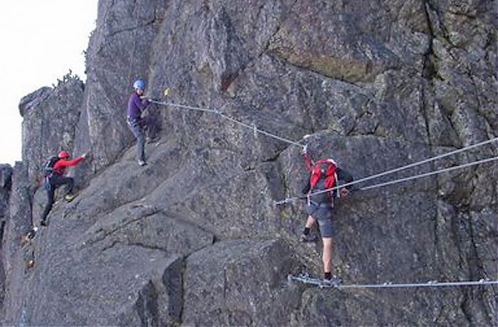 Klettersteig Kitzbühel : Klettersteig gehen stunden tour erlebe jollydays